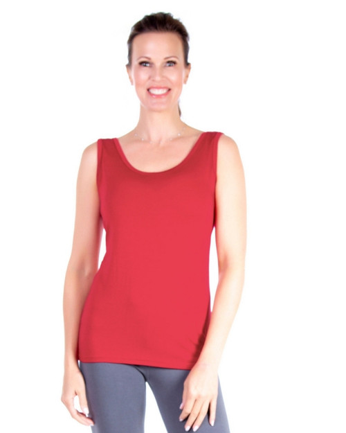 Chili Pepper Red Tank