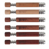 RYOT Large 3' WOOD Tobacco Taster with DIGGER tip Assorted 6pack