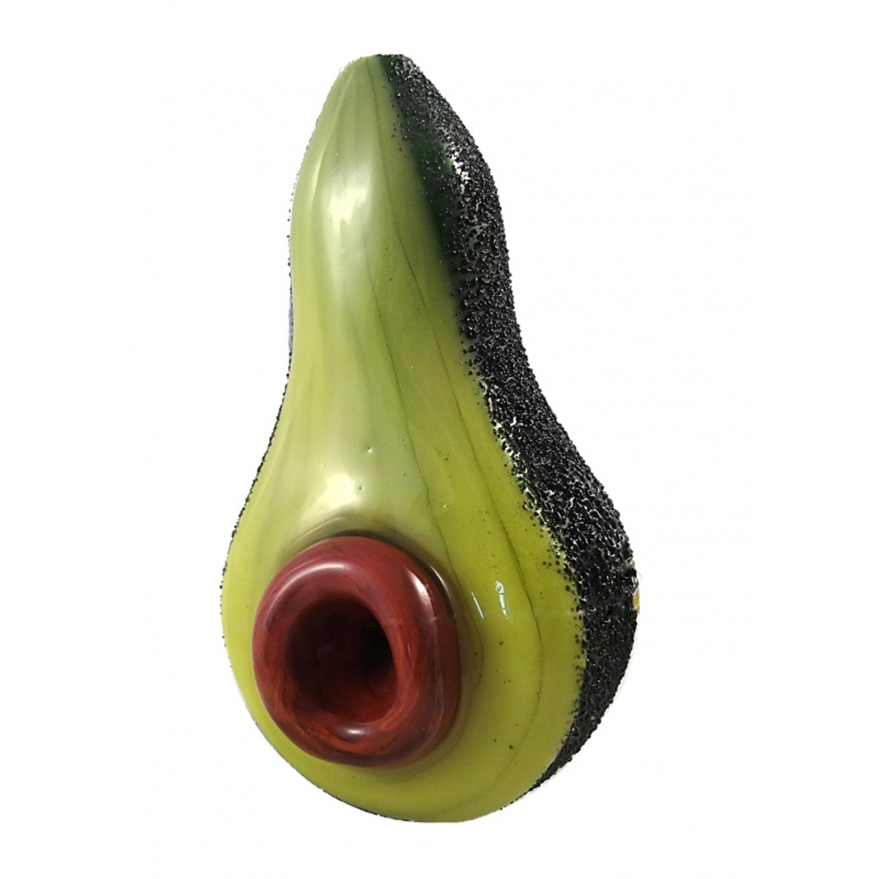Empire Glassworks - Dry Pipe - Avocado
