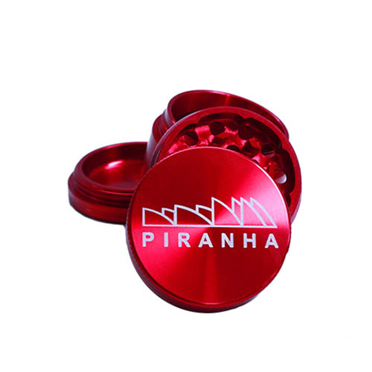 Piranha Grinder 4pc 2.0""