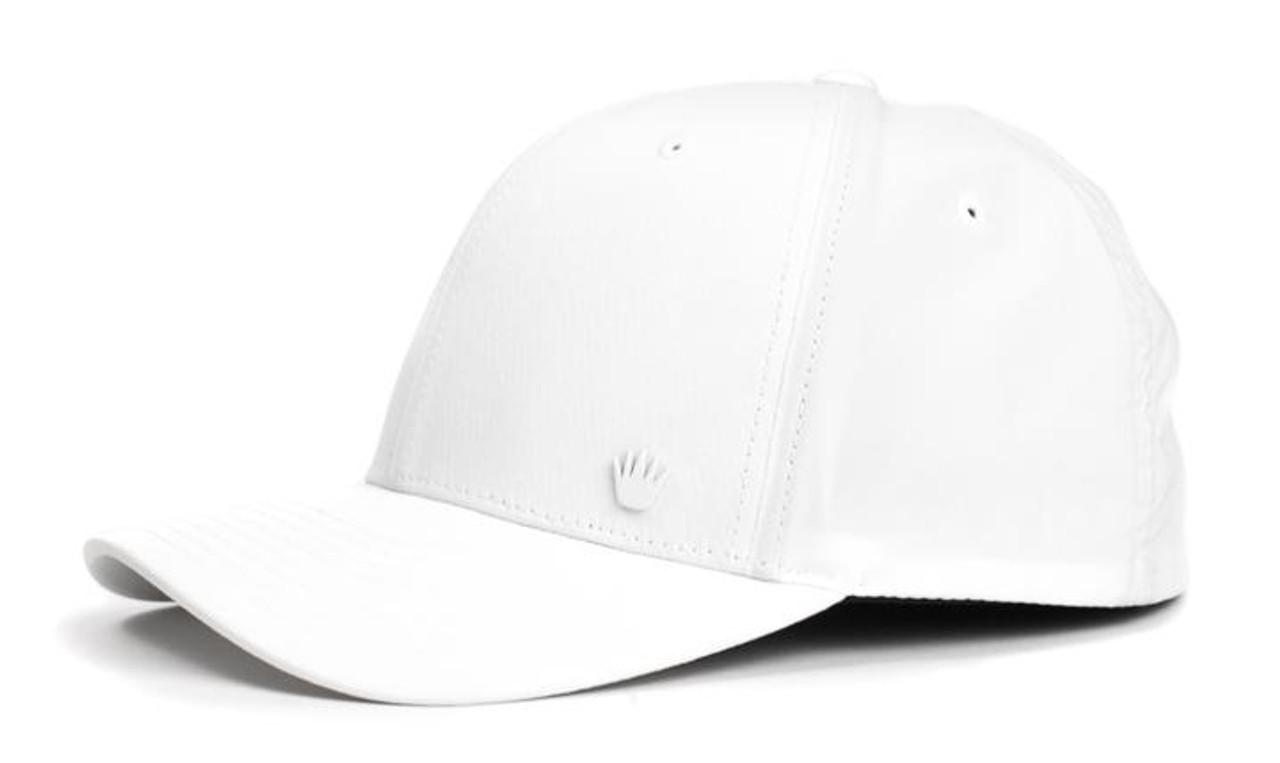 No Bad Ideas - Flexfit Cap - Bolt Tech - White