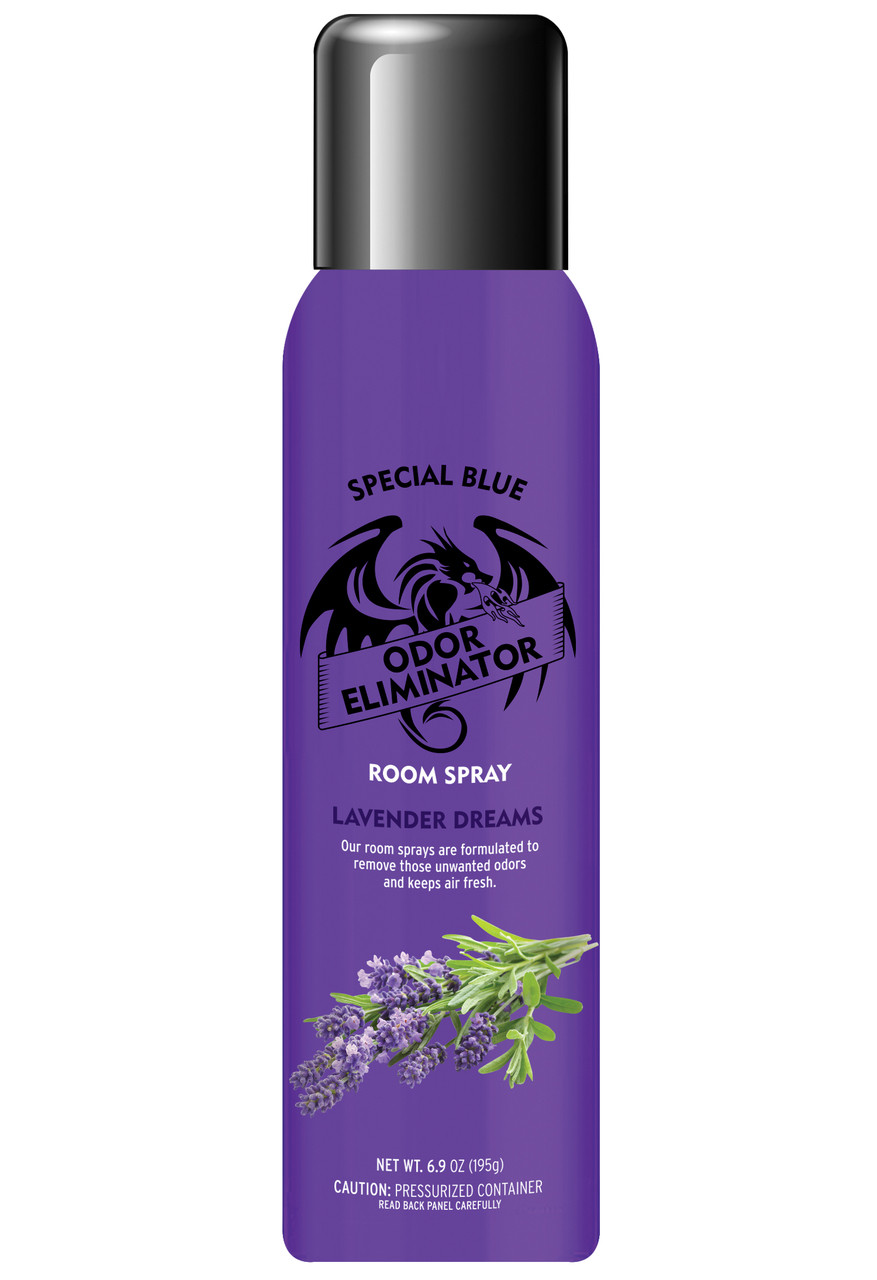 Special Blue Odor Eliminator Scented Room Spray 6.9oz - Display of 12