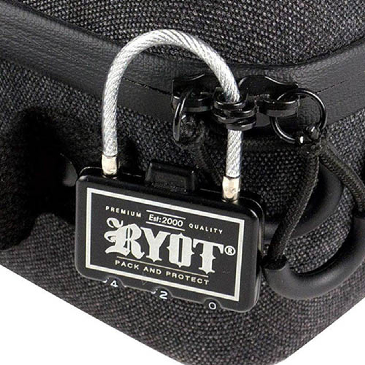 RYOT Personal Combination Lock for Bags