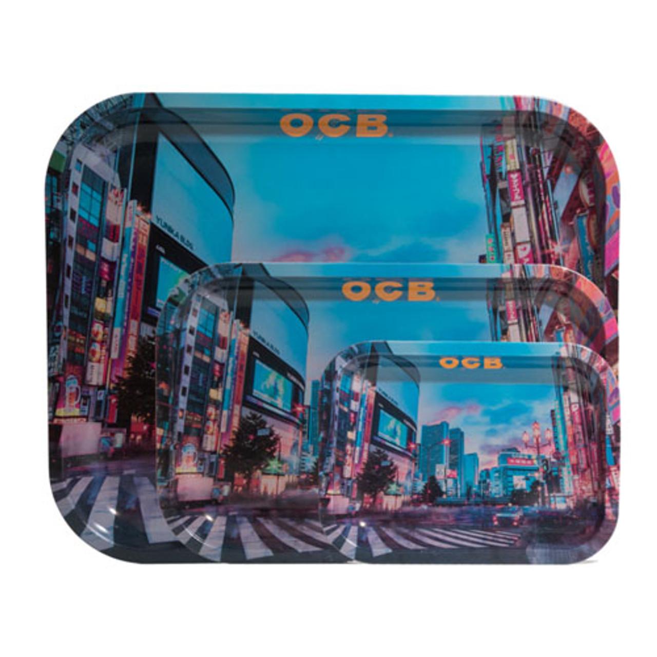 OCB - Limited Edition Metal Tray - Tokyo