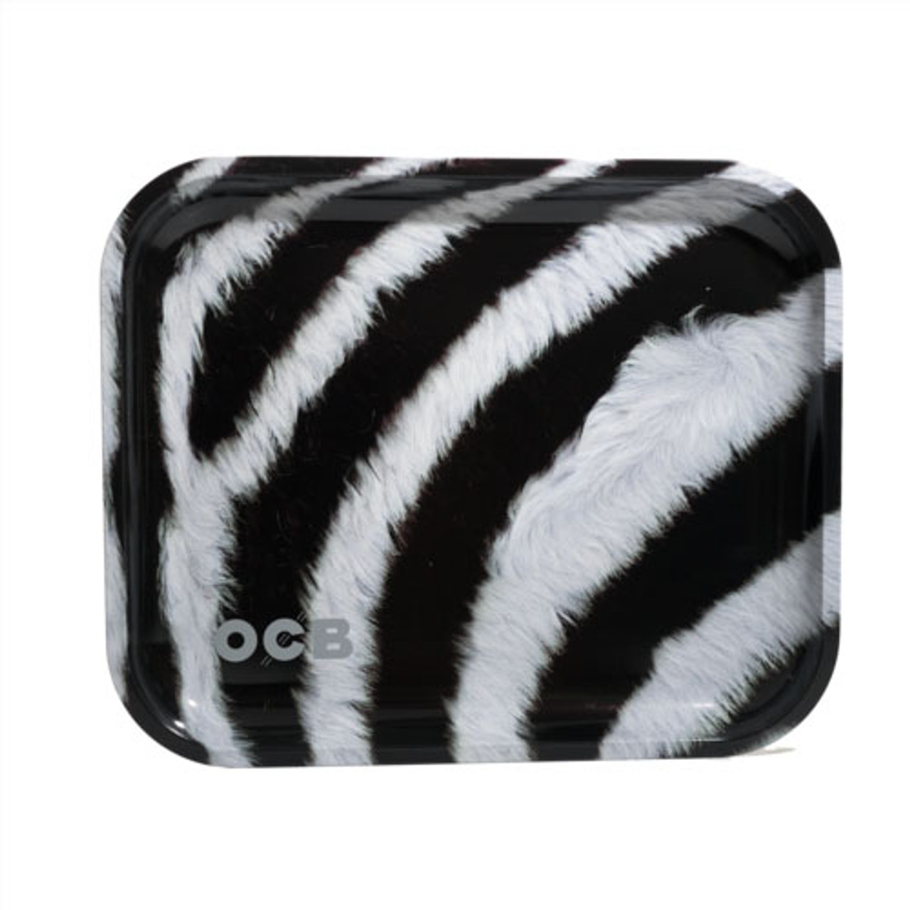 OCB - Limited Edition Metal Tray - Zebra