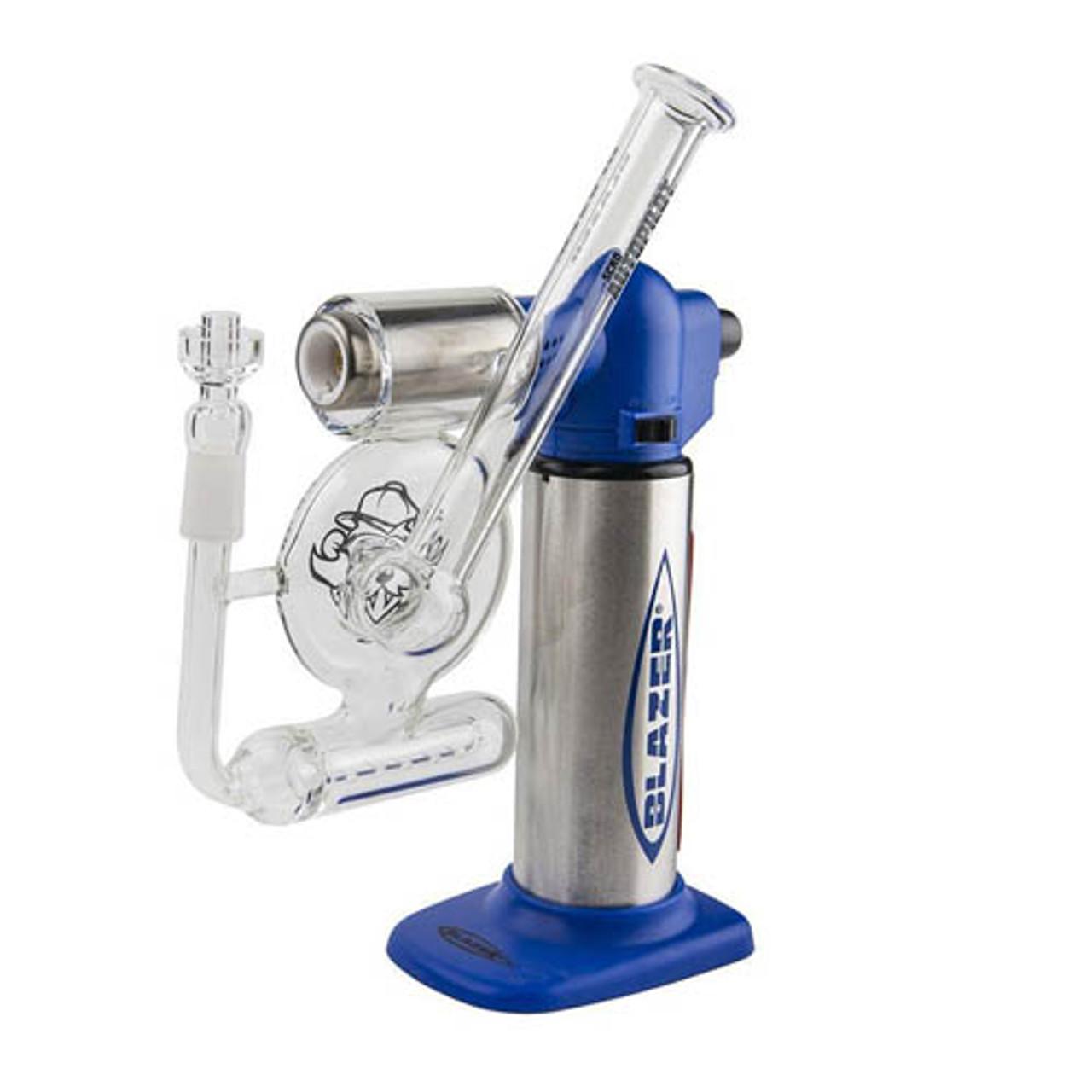 Blazer AutoPilot Glass Rig Attachment by SCRO