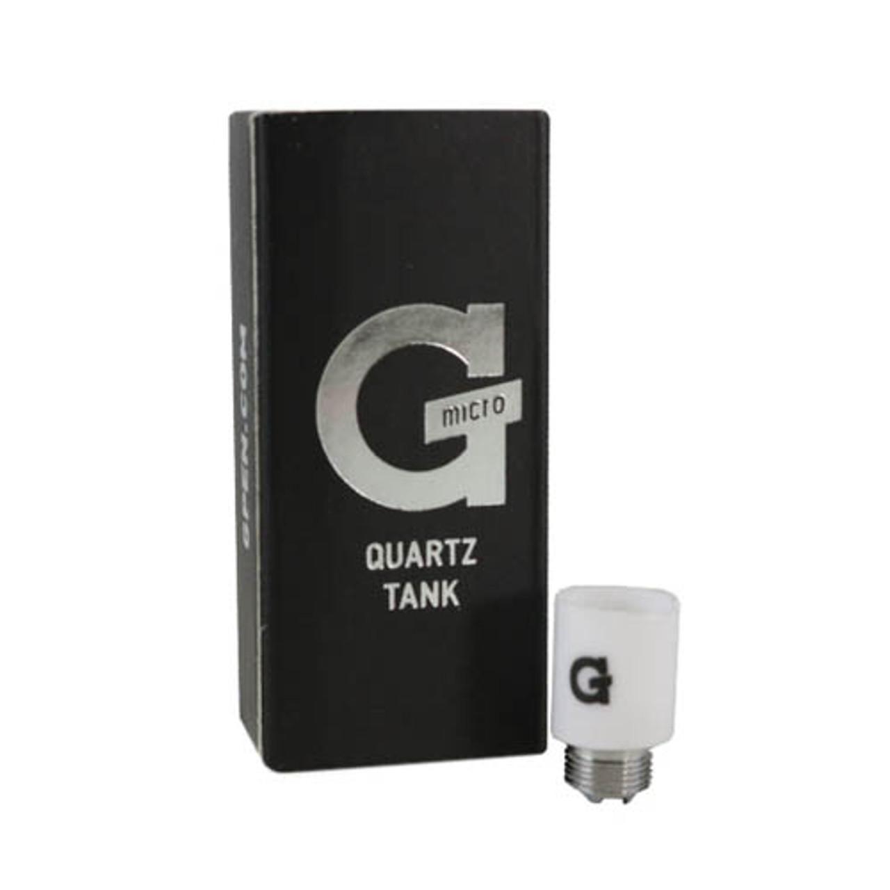 Grenco Micro G Threaded Quartz Oil Tank