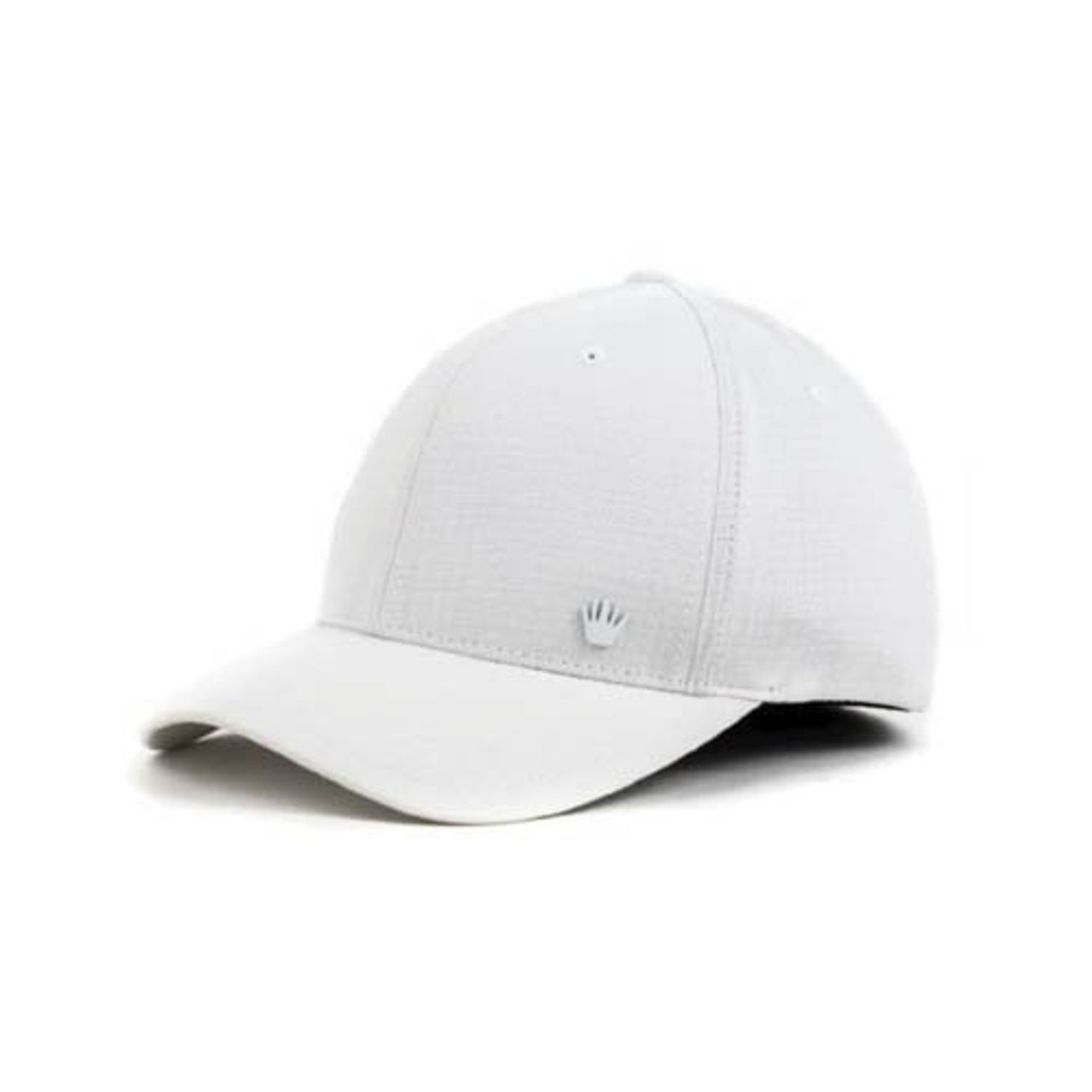 1509e1b7fbef52 No Bad Ideas - Flexfit Cap - Hampton (White)