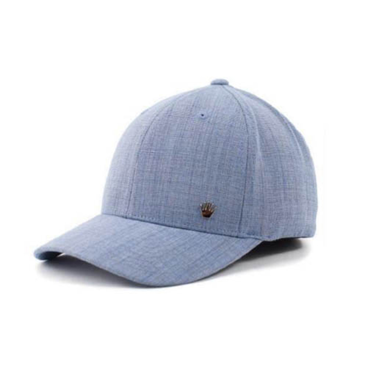 280f0c9e565188 No Bad Ideas - Flexfit Cap - Perry (Blue)