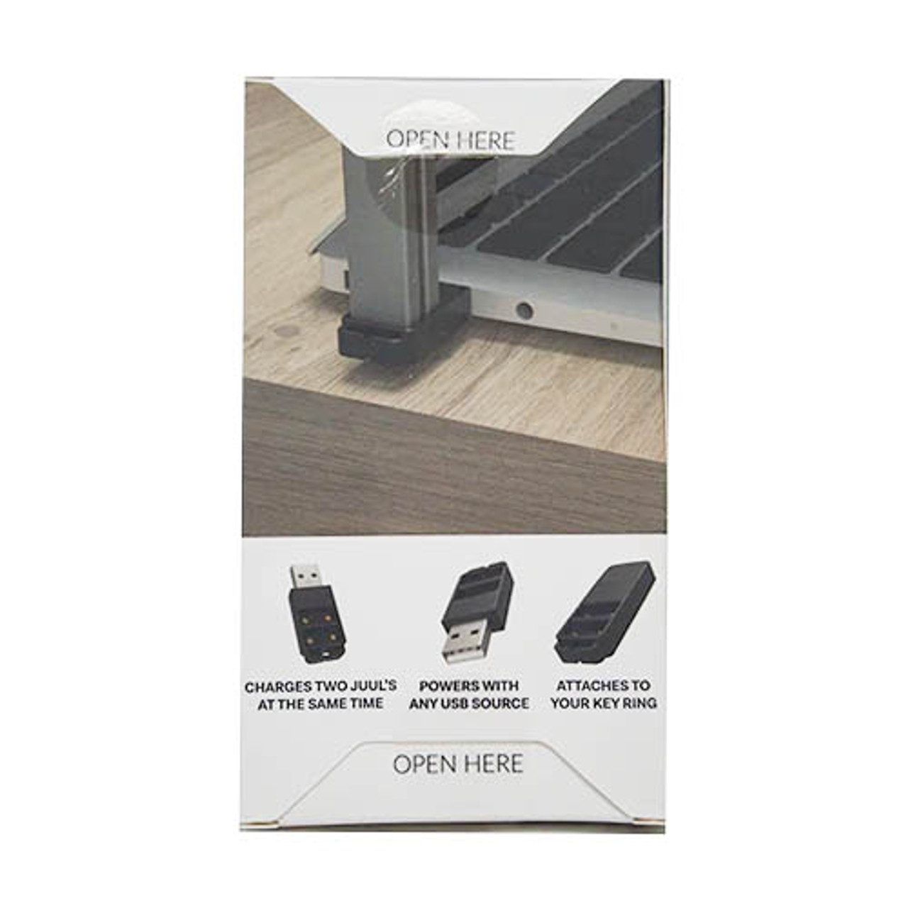 Wholesale Juul Magnetic Dual USB Charger