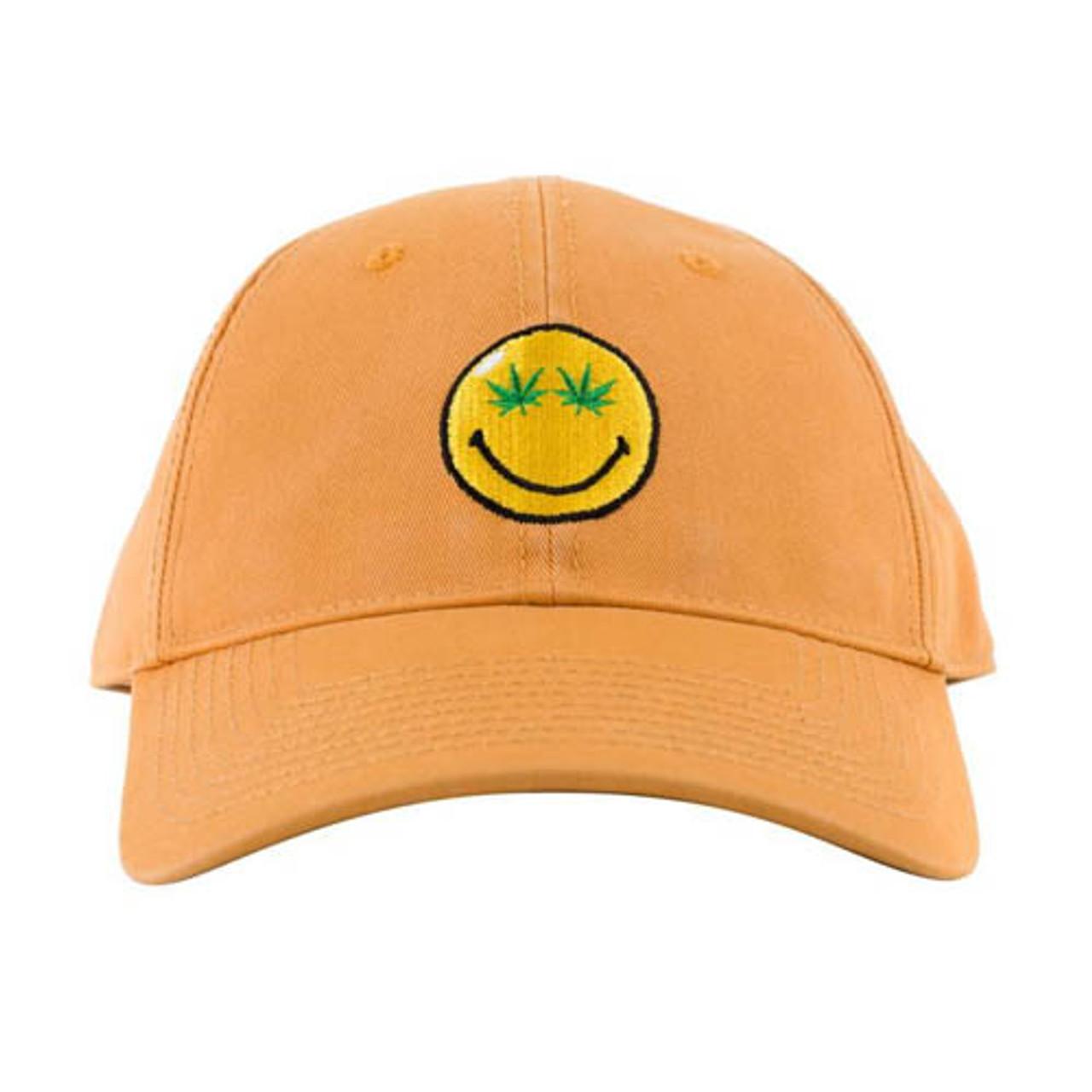 No Bad Ideas - Dad Hat - Mr Nice Guy (Orange/Yellow)