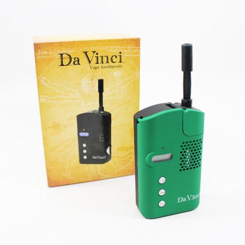 Davinci Portable Vaporizer - Green