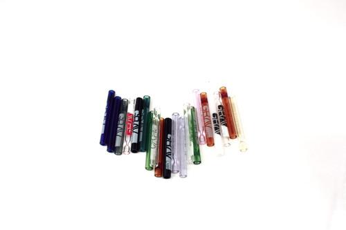 """Grav Labs 3"""" 9mm Glass Taster - Grav Labs Decal 20/pk"""
