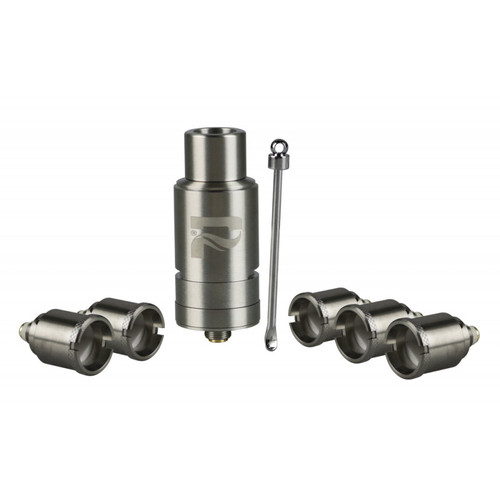 Pulsar Hell Fire Atomizer & 5pc Coil Kit