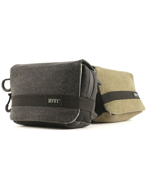 RYOT Carbon Series Piper with SmellSafe and Lockable Technology