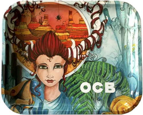OCB - Metal Tray - Artist Series