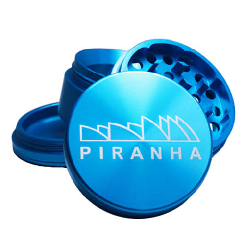 Piranha Grinder 4pc 2.5""