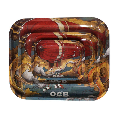 OCB - Metal Tray - Sean Max