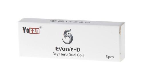 Yocan Evolve-D Plus Dry Herb Coil 5pk