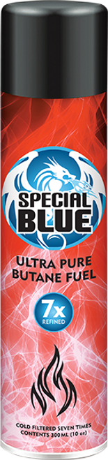 Special Blue Butane 7x Refined - 12 pack