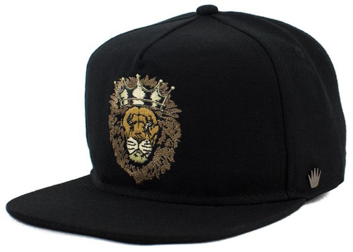 No Bad Ideas - Snapback Cap - Sire - Black