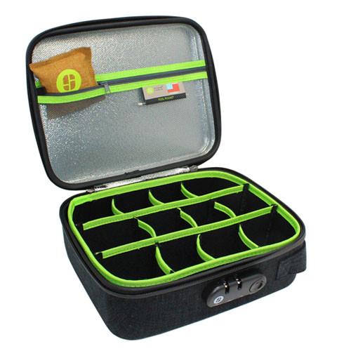 StashLogix Lockable Smell-Proof Bag - Silverton