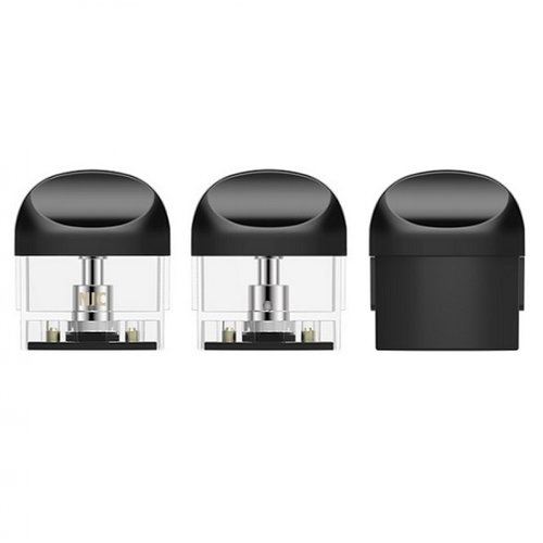 Yocan Evolve 2.0 Concentrate Pod Dual Quartz 4pk