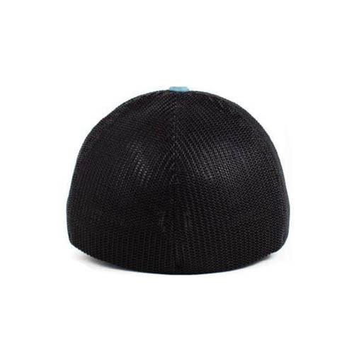 No Bad Ideas - Flexfit Cap - Wesson Mesh (Teal/Black)