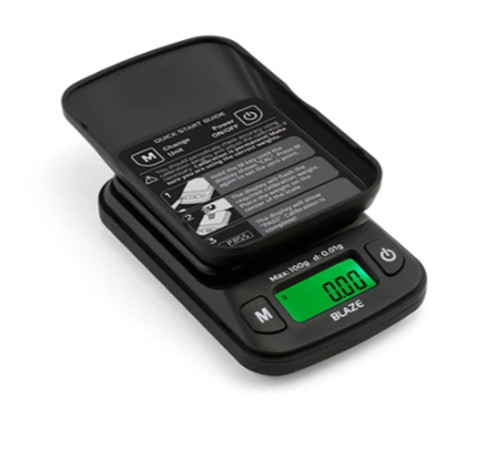 Blaze Tru Weigh Digital Scale