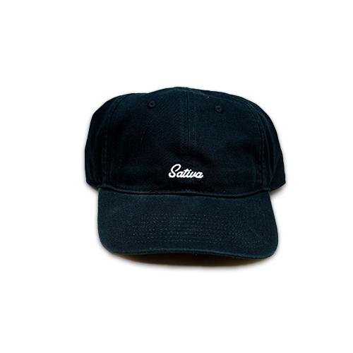 0622afb74e077 No Bad Ideas - Dad Hat - Sativa (Black White)