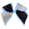 Extra Large Glitter Accent Flip Bow  XLB975 XLB975SP XLB975MS