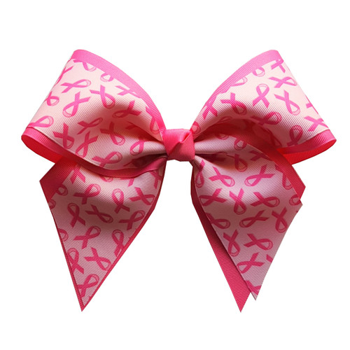 Extra Large Two Layer Awareness Bow  XLMLB100BC