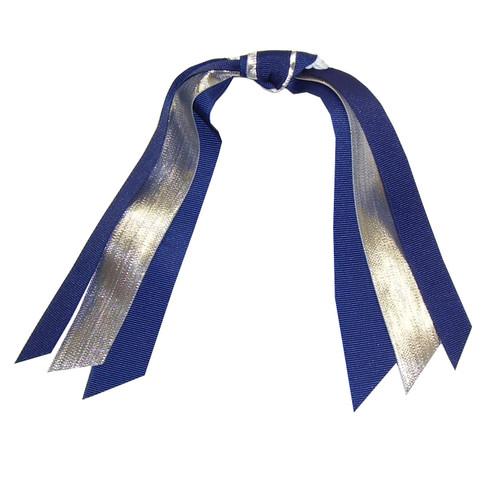 """Ribbon Scrunch Metallic 5/8""""  RIB100MR1"""