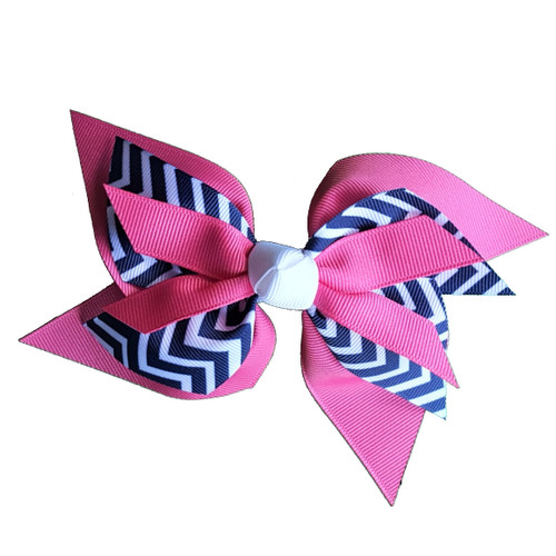 Butterfly Pinwheel with Print  PIN700PR