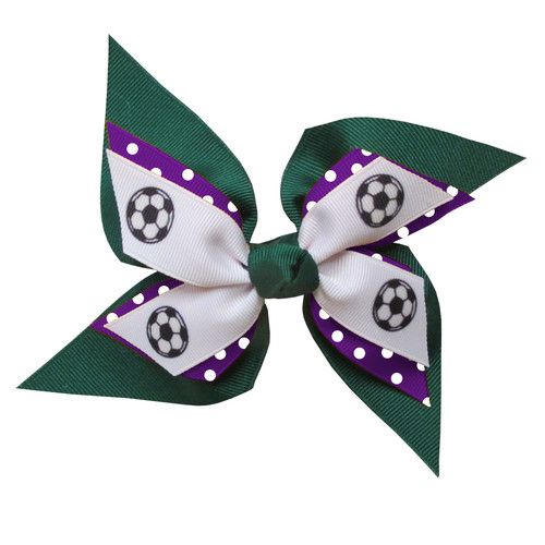 Butterfly Pinwheel with Print and Sport  PIN700PRSP