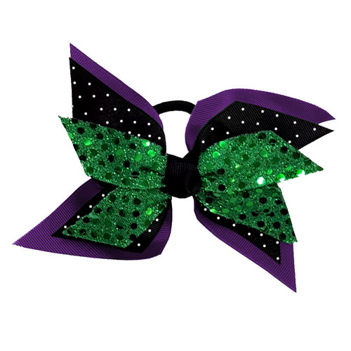 Butterfly Pinwheel With Print and Sequin  PIN800PR2