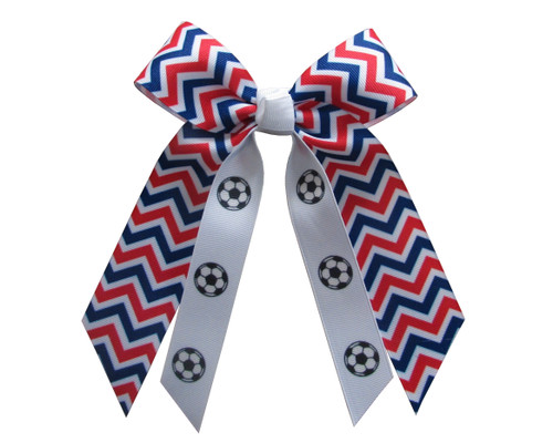 Small Print Bow with Sport or Mascot SB100PRSP SB100PRMS