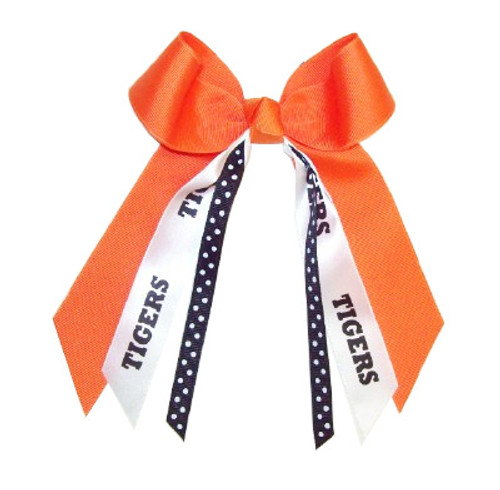 Small Bow with Sport or Mascot & Print Accent  SB200MSPR