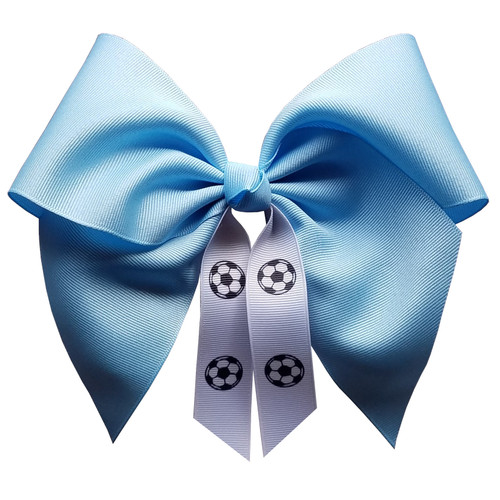 Extra Large Bow with Sport or Mascot  XLB100SP / XLB150SP XLB100MS / XLB150MS