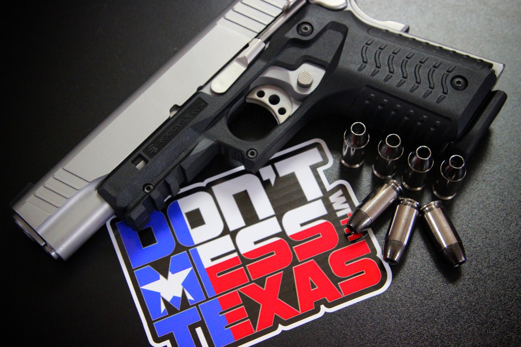 Don't F*ck With Texas - Sticker