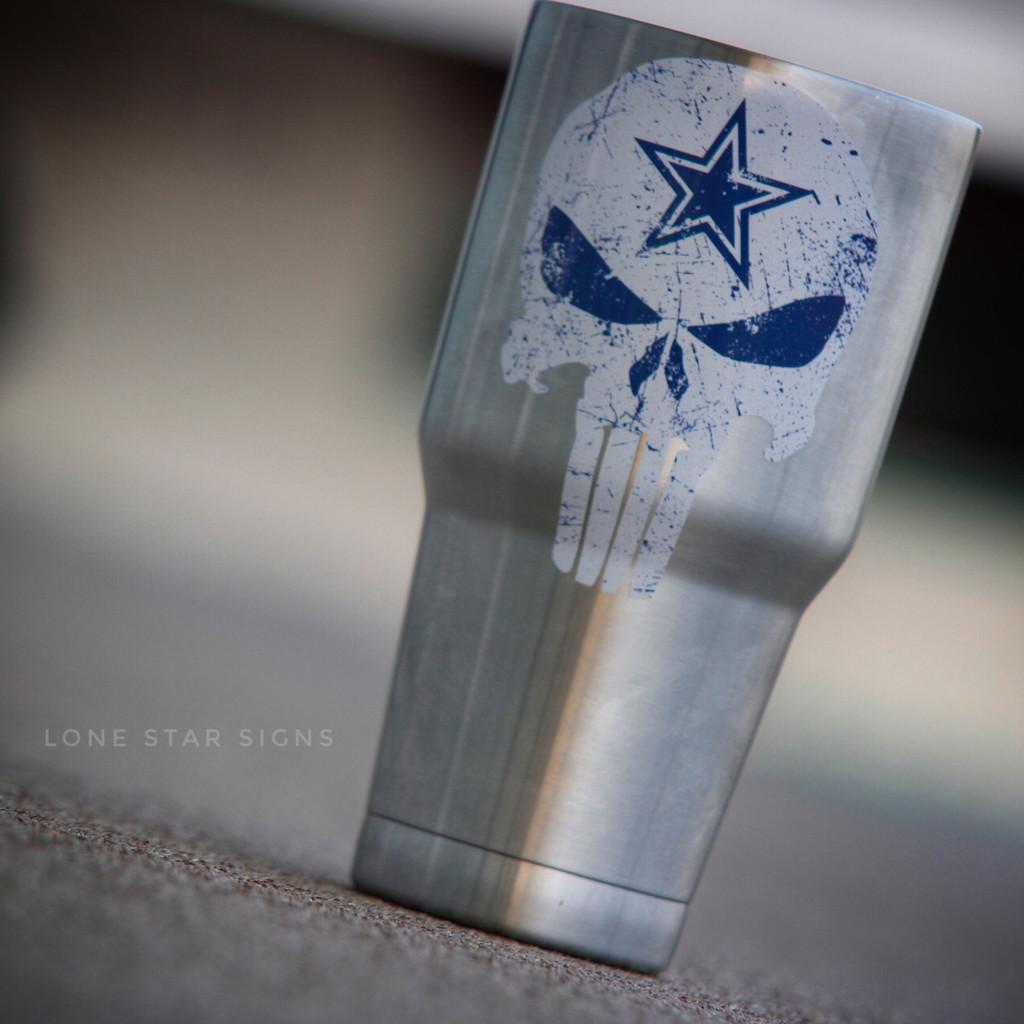 Punisher Blue Star
