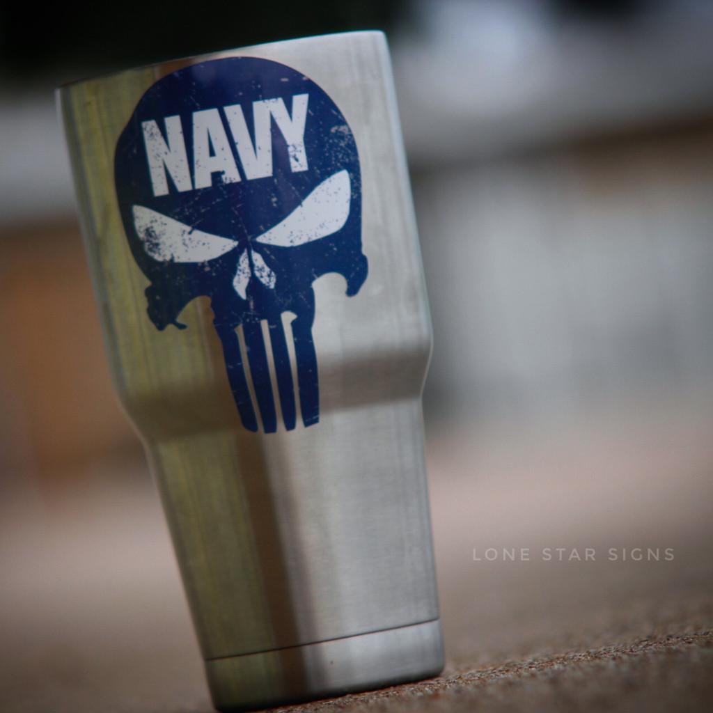 Punisher US Navy