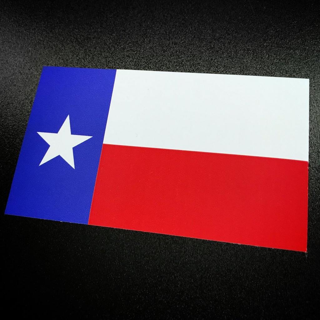 Texas Flag - Sticker