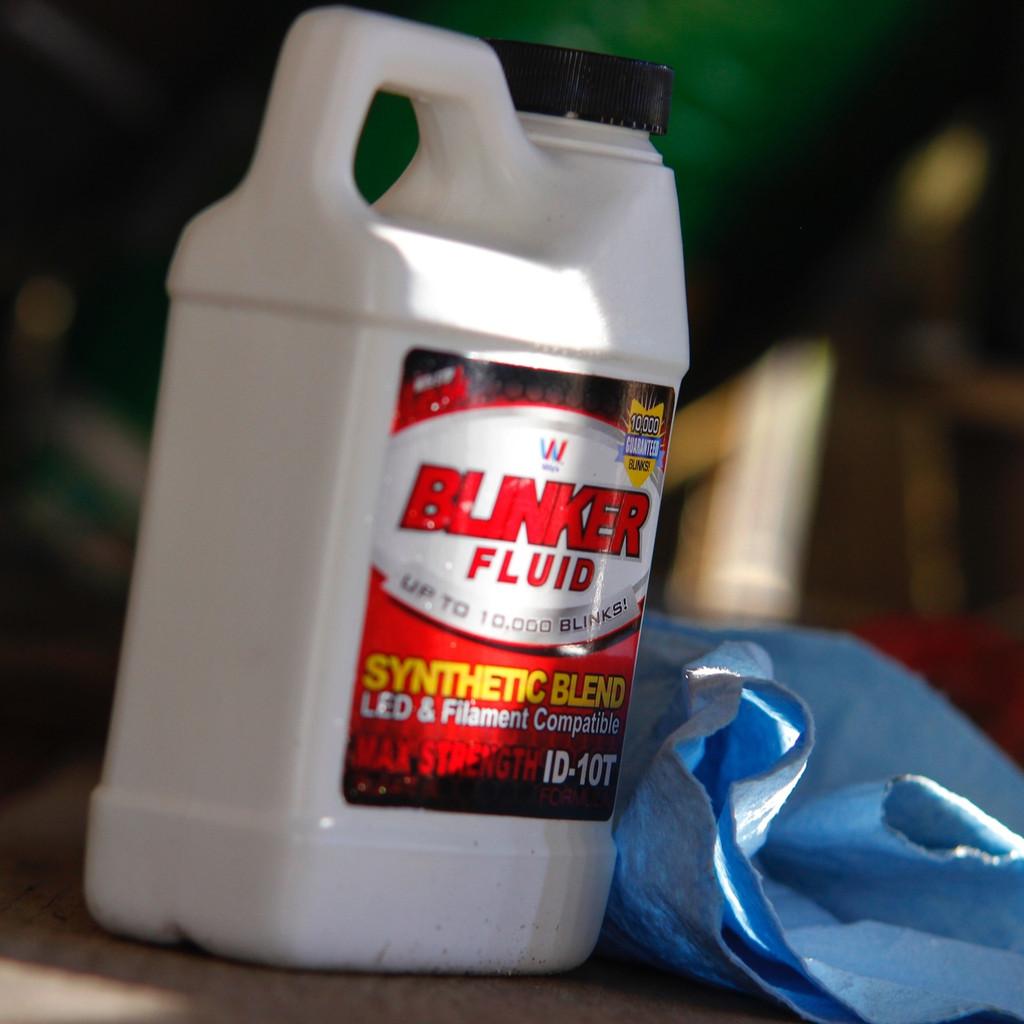 Blinker Fluid Bottle Gag Gift