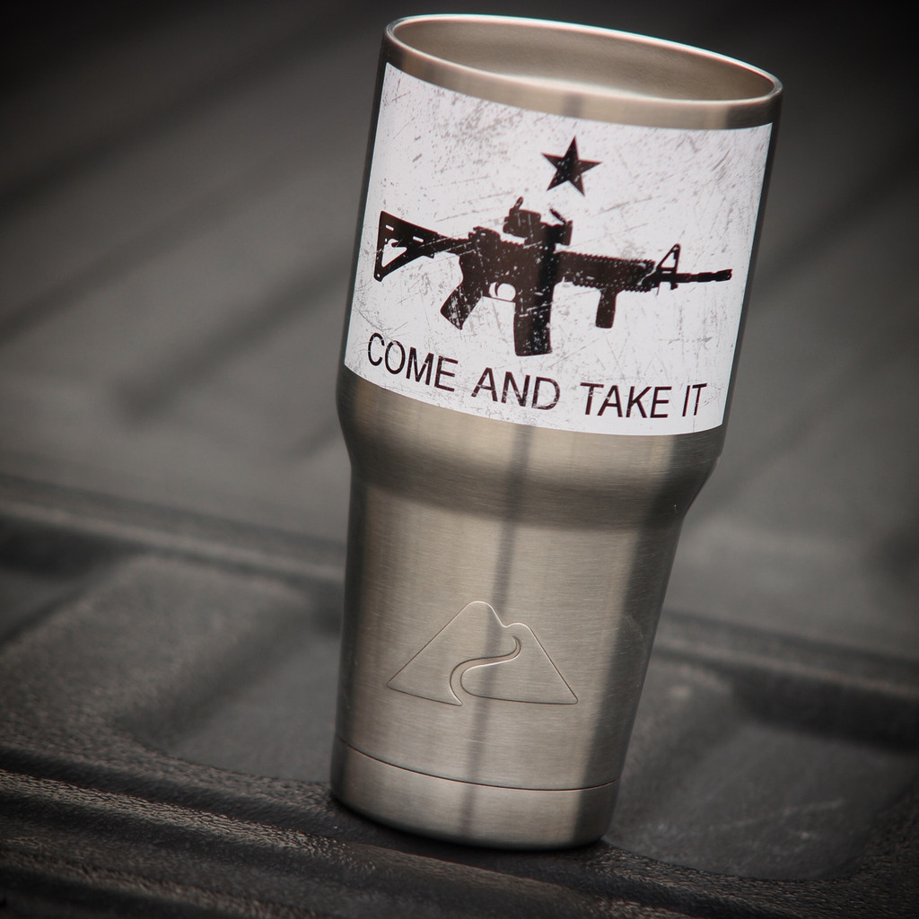 Come and Take it AR-15 - Sticker