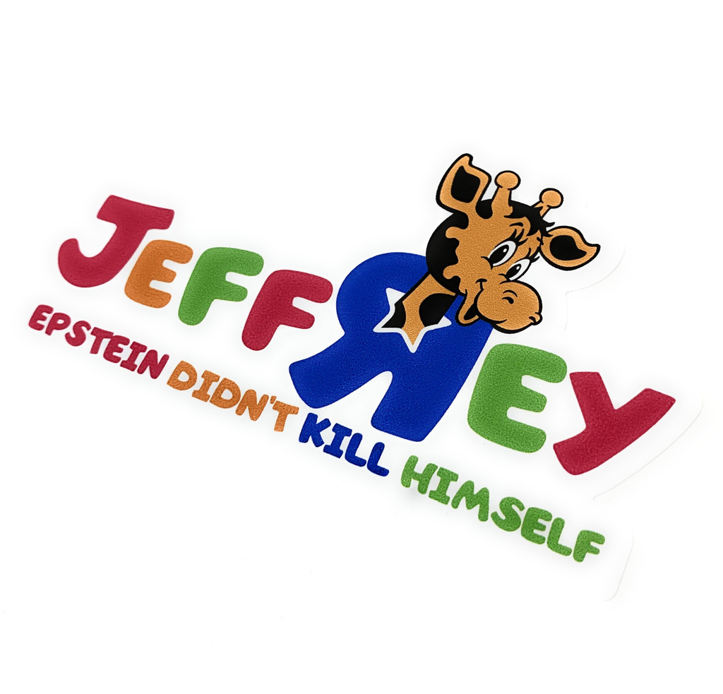 Giraffe Jeffrey Epstein Didn't Kill Himself
