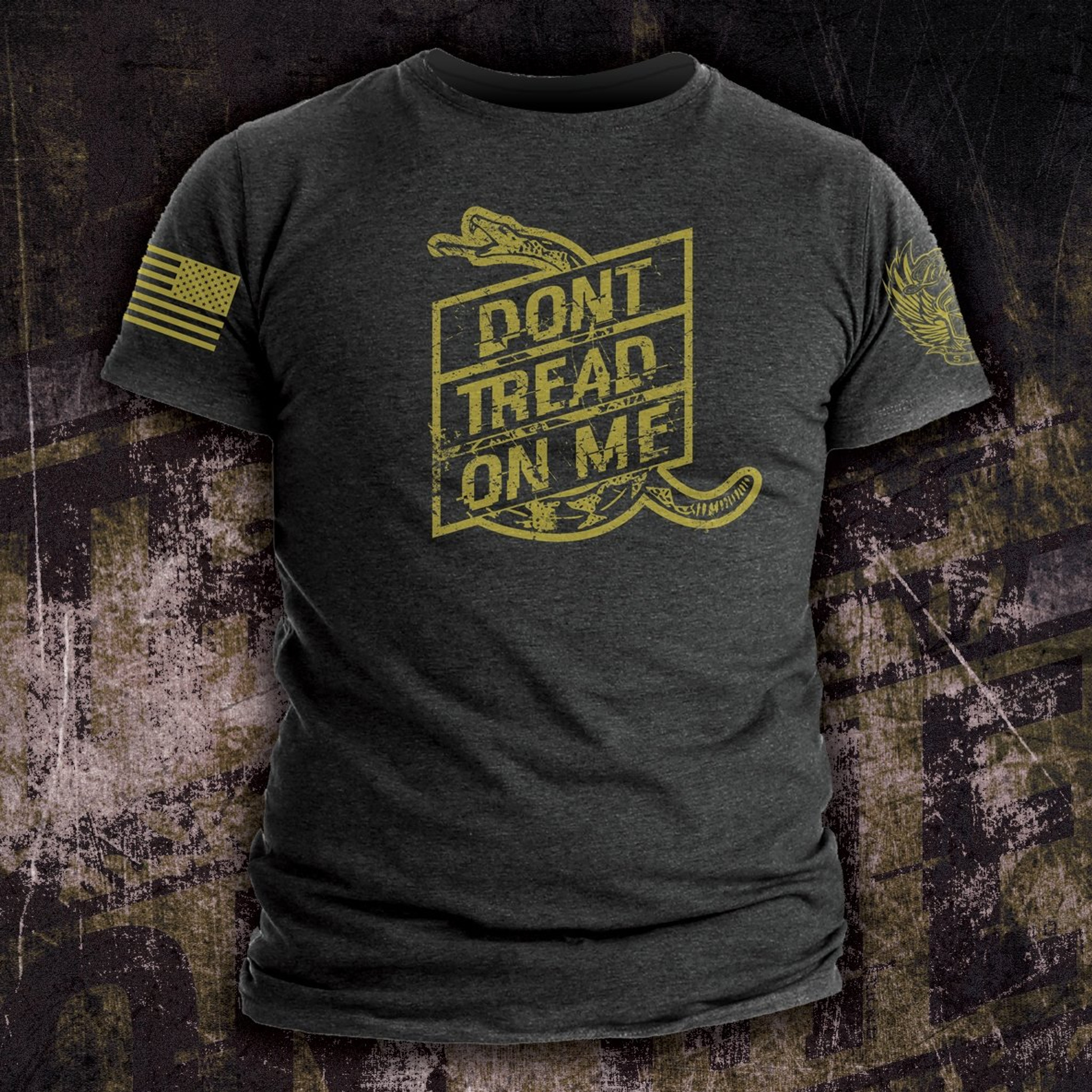 Dont Tread On Me Shirt >> Don T Tread On Me Shirt