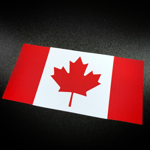 Canada Flag - Sticker