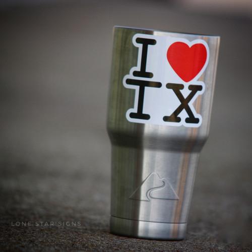 I Heart Texas