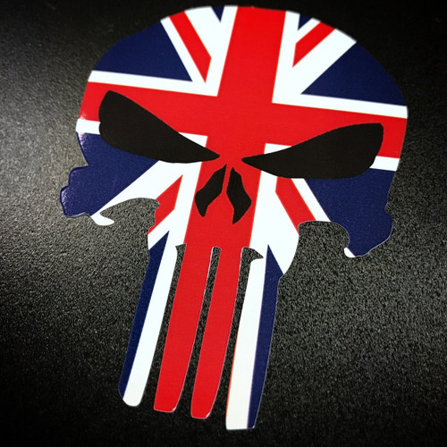 Punisher Union Jack
